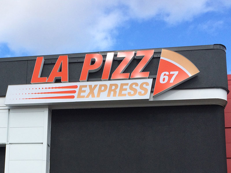 La Pizz 67 de Beauport