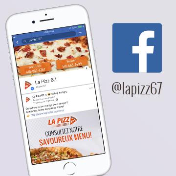 Rejoingnez-nous sur Facebook!