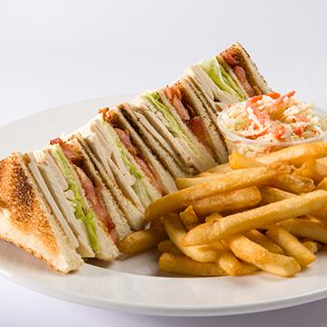 Envie d'un bon club sandwich?